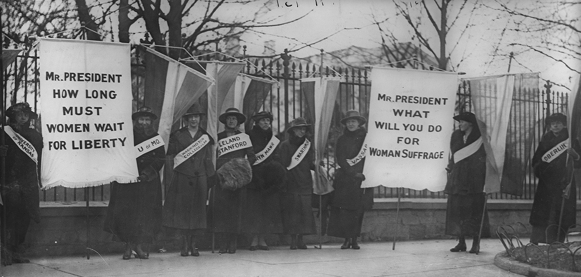 an analysis of the revolutionary movements in feminism in the early nineteenth century The first wave comprised women's suffrage movements of the nineteenth and early these were all revolutionary in the nineteenth century, anti-feminism was.
