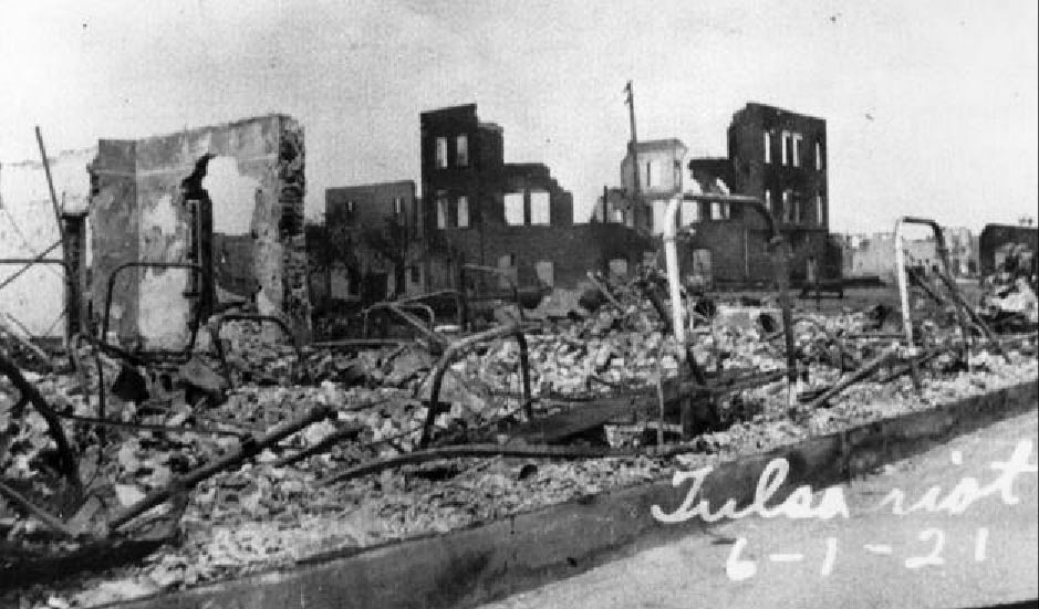 tulsa race riot of 1921 essay