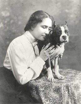 Helen Keller - 2nd Grade Hero Project
